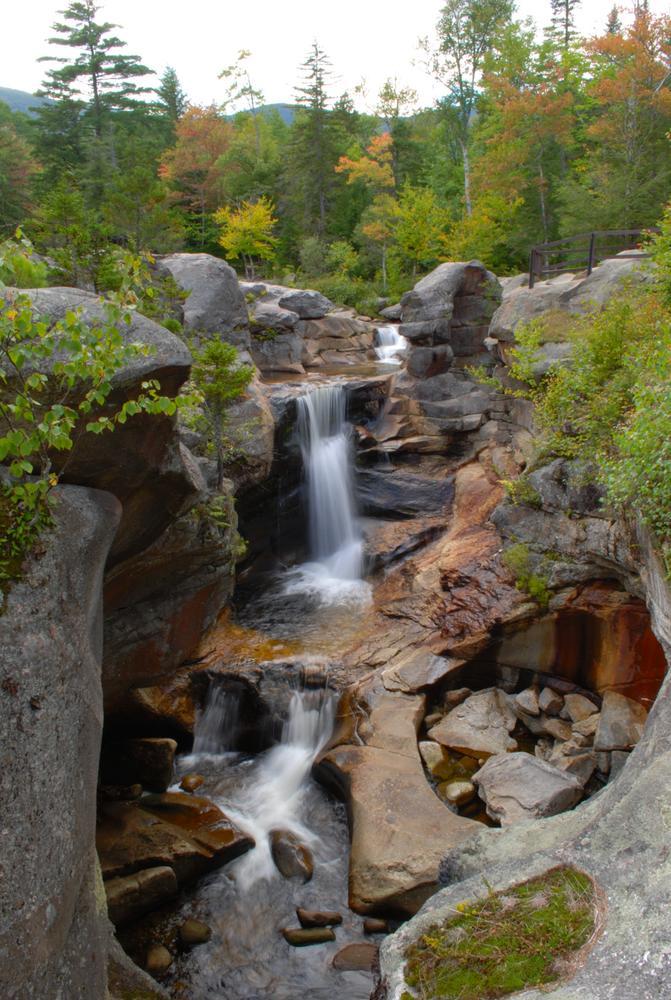 The Falls in Autumn (Credit: Ron McHugh)
