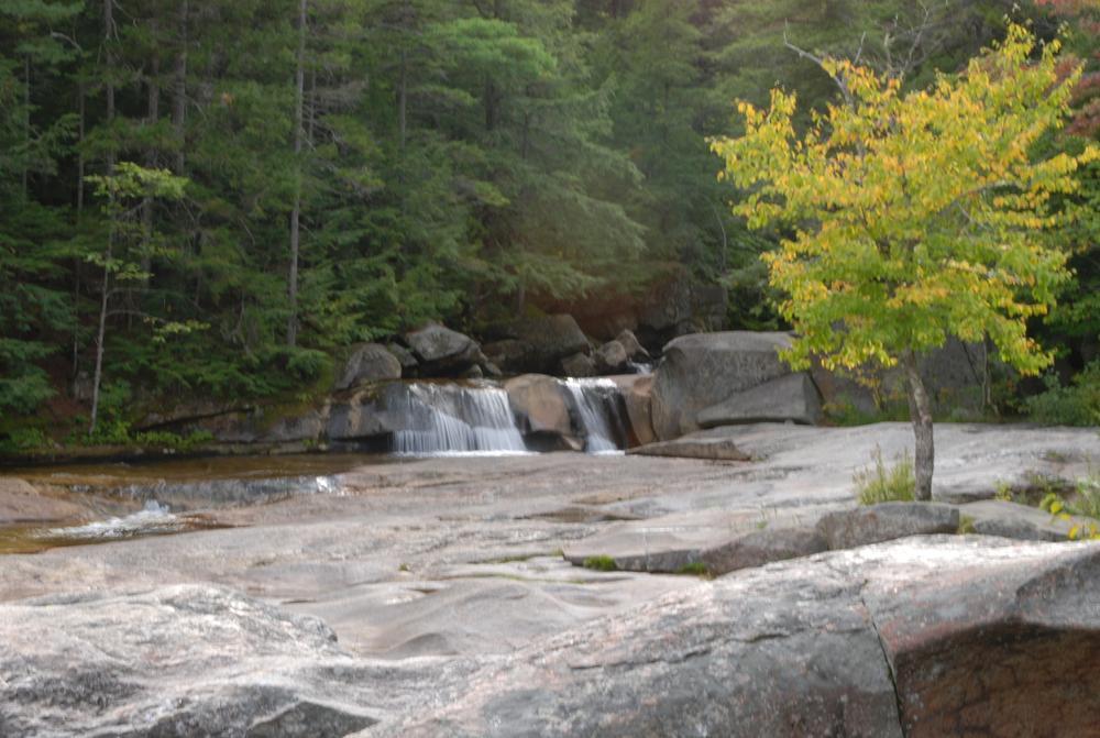 The Upstream Falls (Credit: Ron McHugh)