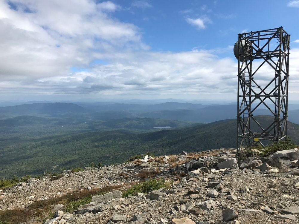 Appalachian Trail - Sugarloaf Mountain