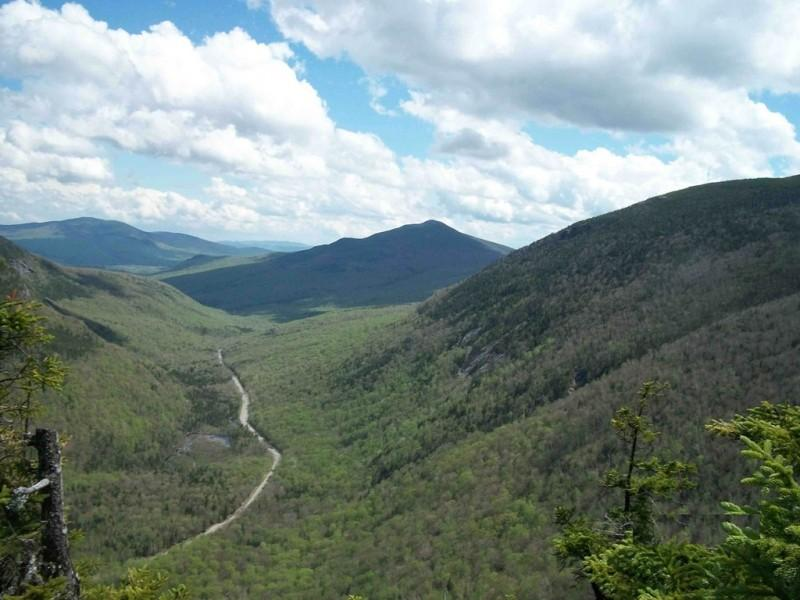 View from Old Speck (Credit: Maine Bureau of Parks and Lands)