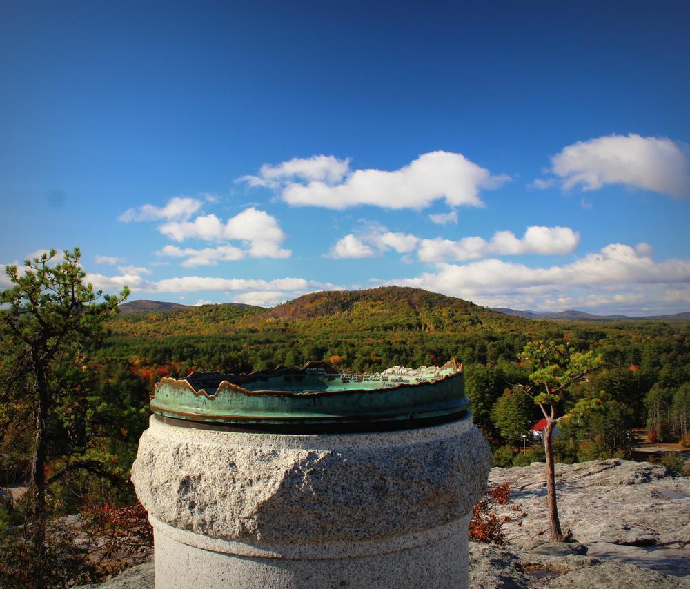 summit view (Credit: gary janson)