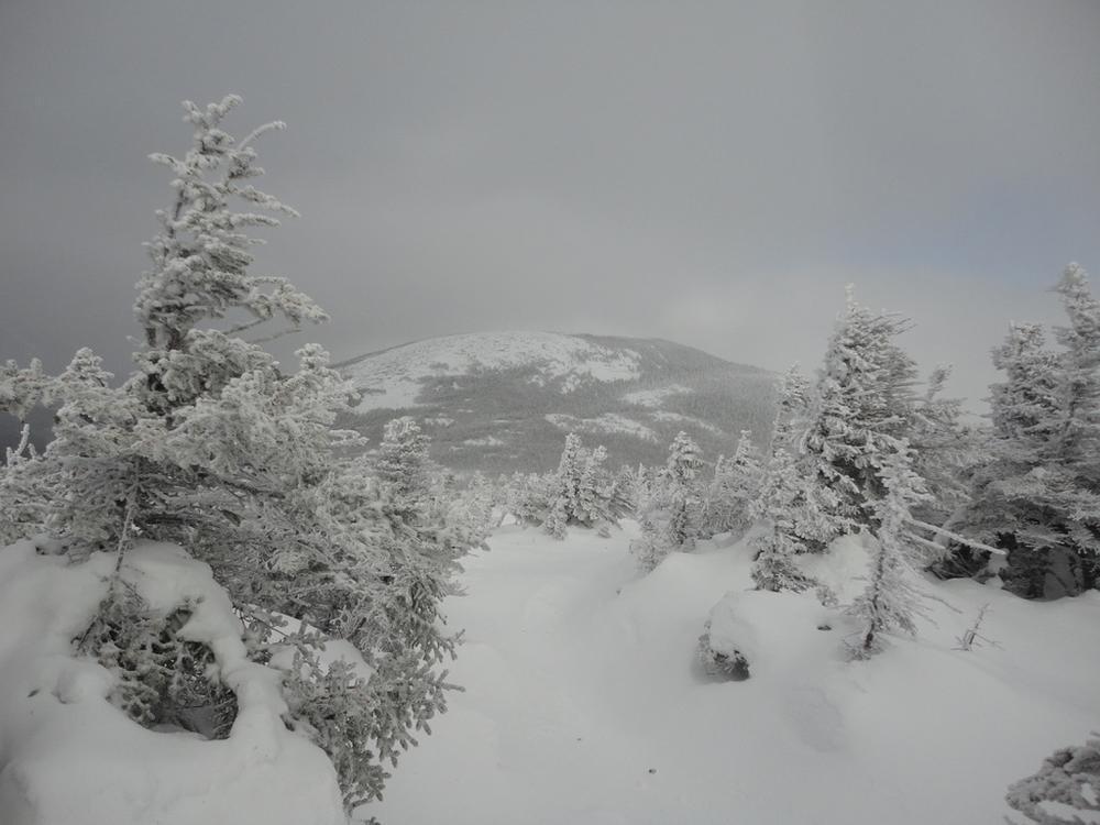 View of East Peak from West Peak (Credit: Remington34)