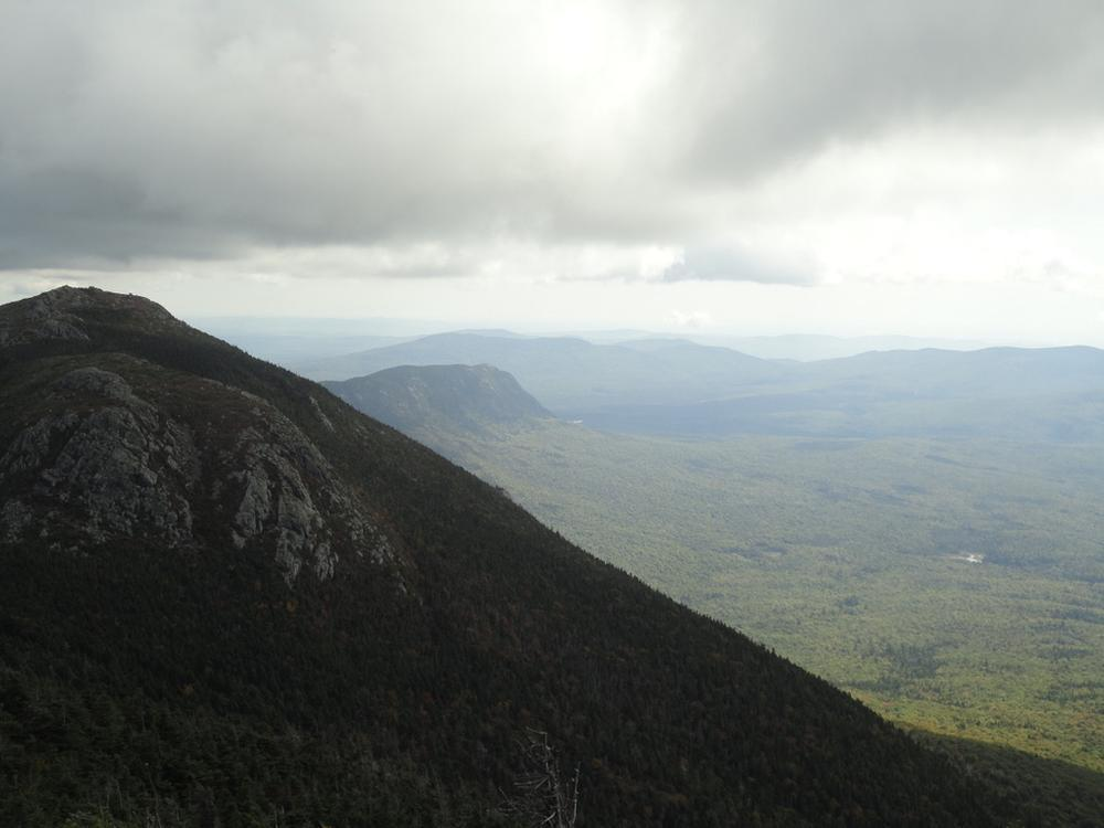 View of Little Bigelow from Avery Peak (Credit: Remington34)