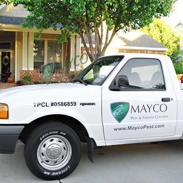 mayco company truck