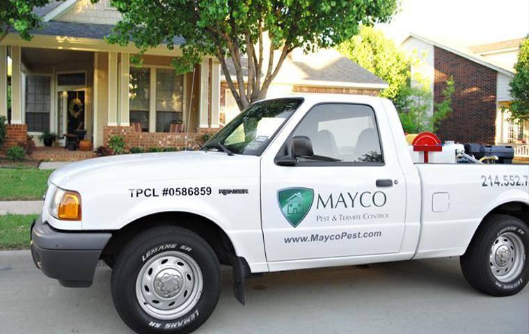 mayco company van