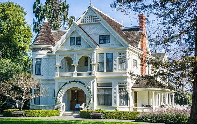 street view of a large victorian style home in syracuse new york