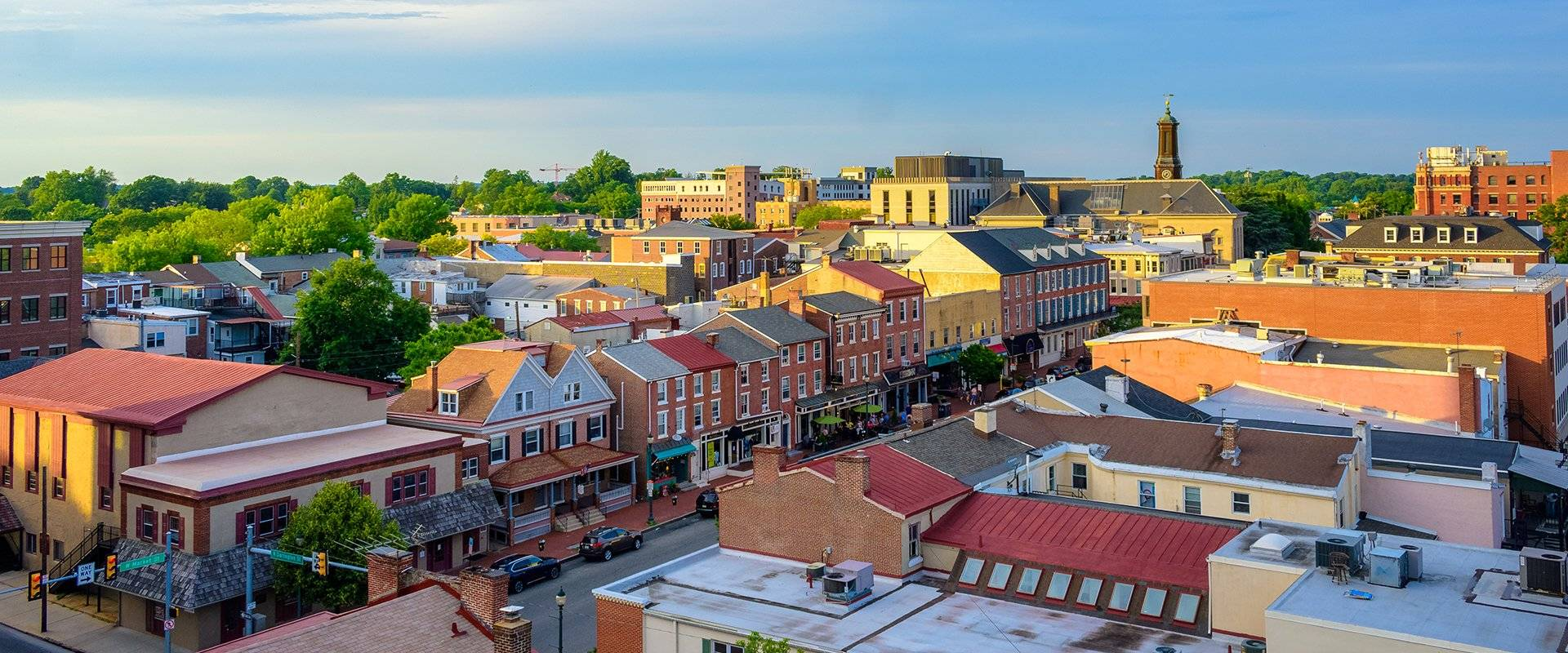 pennsylvania city skyline