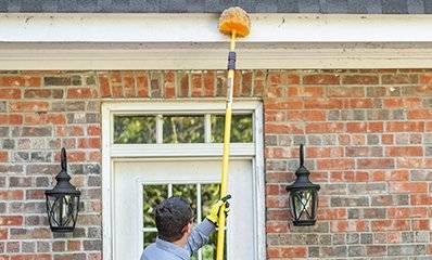 exterior home treatment
