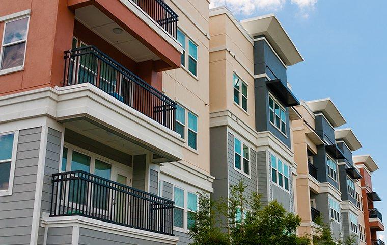 apartment buildings in san diego california