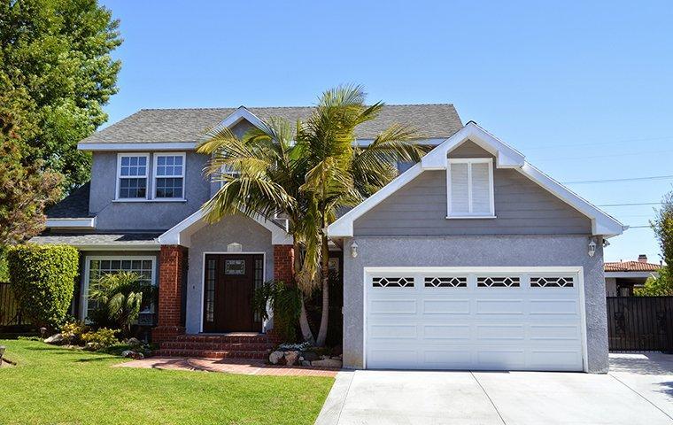 a home near san diego california