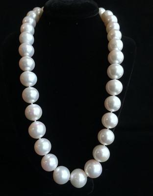 Fine Cultured Pearl Necklace