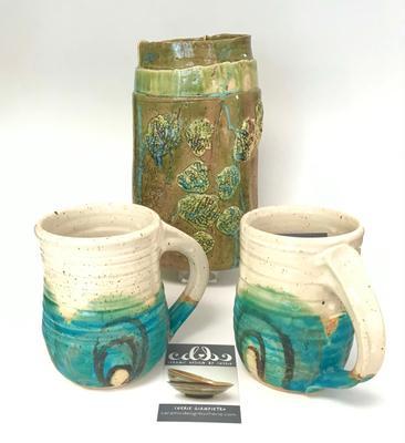 Ceramic Pottery by Cherie