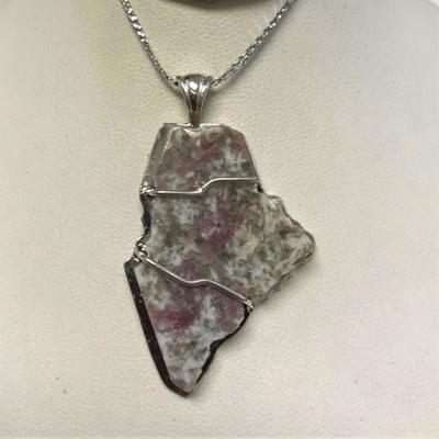 State of Maine Rubellated Granite