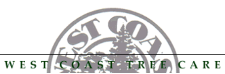 west coast tree care