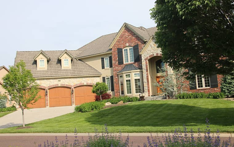 street view of a home in lees summit missouri