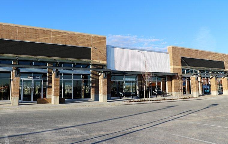 street view of a commercial plaza in norwalk connecticut