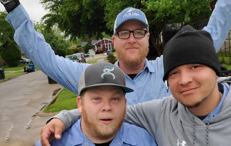falkin pest control team of service technicians in denver colorado