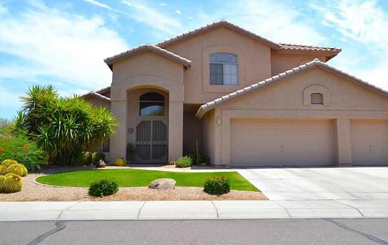street view of a home in phoenix arizona