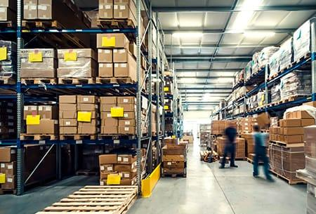 a commercial warehouse in tulsa oklahoma protected with year round pest control