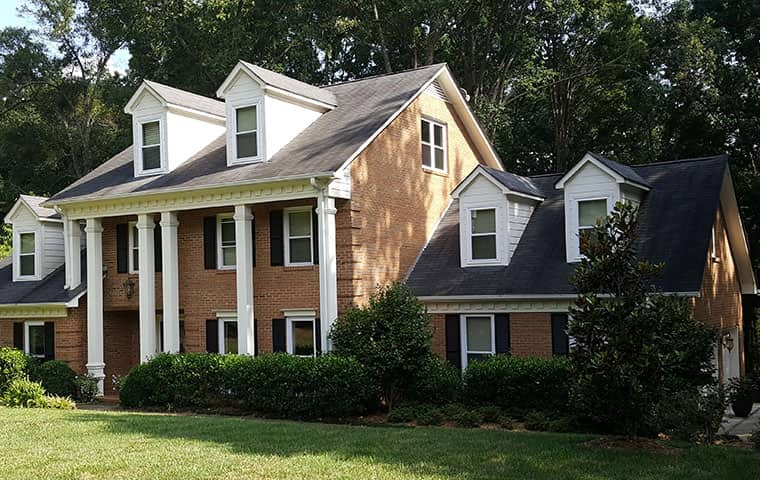 street view of a home in raleigh north carolina