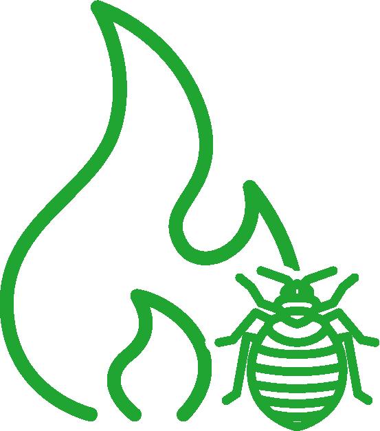 heat treatment icon