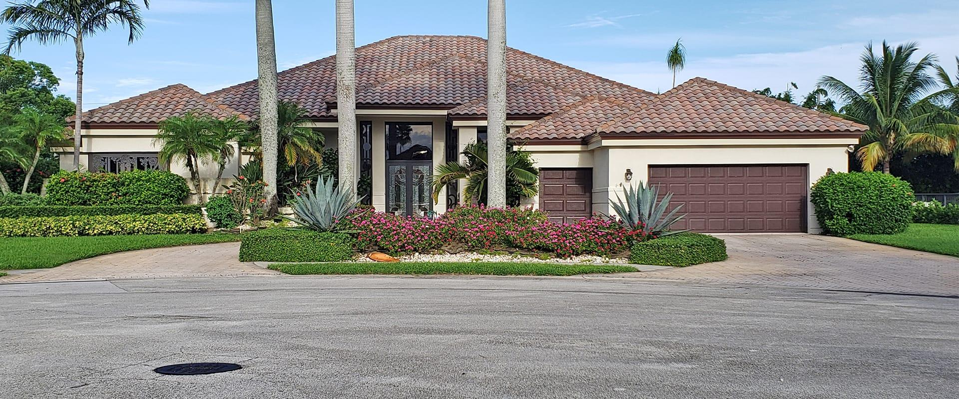 street view of a house in fort lauderdale florida