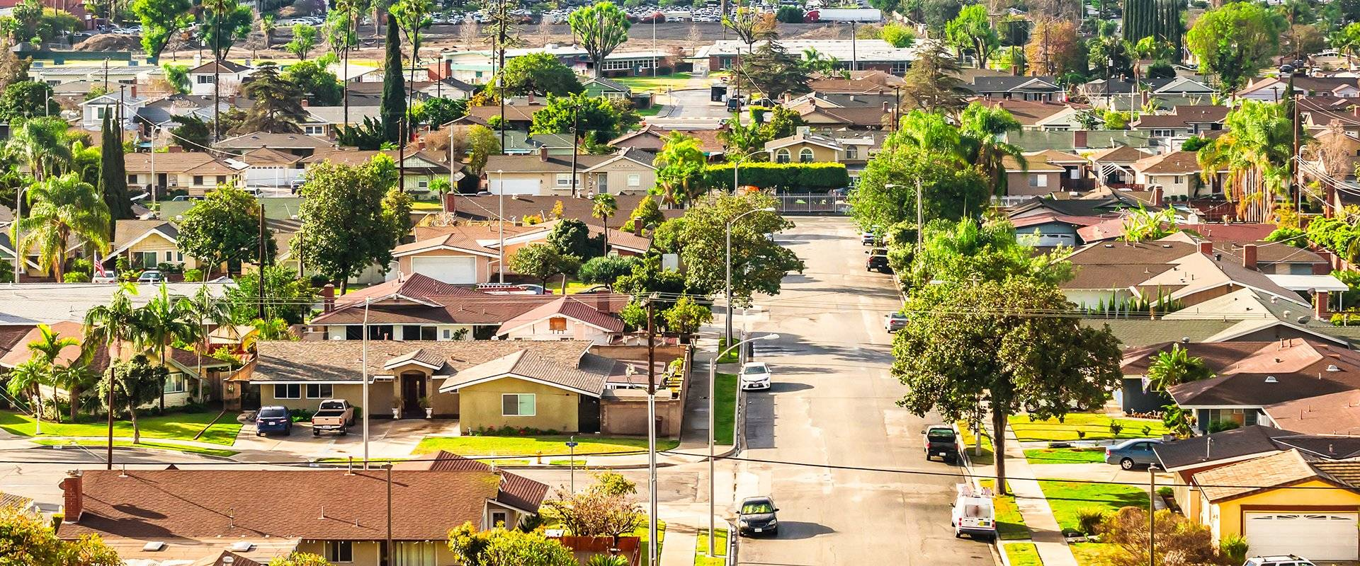 suburbs in southern florida