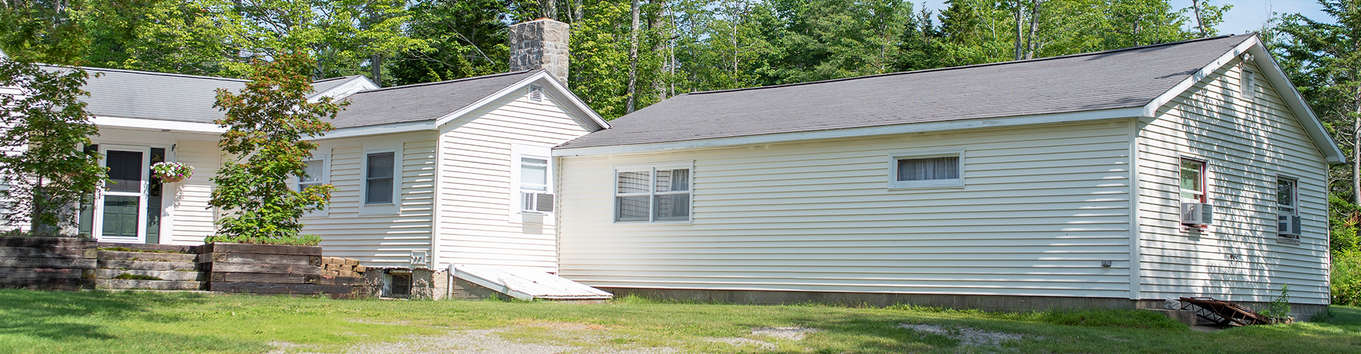 longbarn- a vacation rental on mount desert island