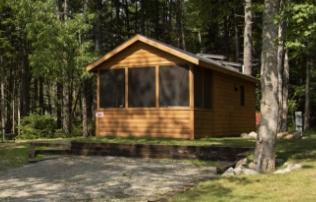 cabin rentals near acadia national park