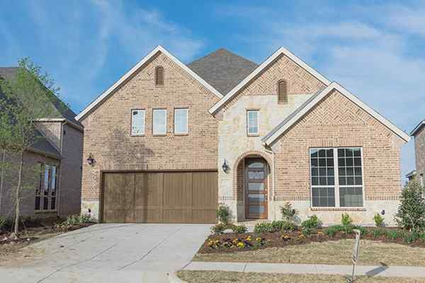 street view of brick home in brookshire texas