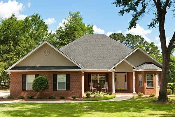 brick house in pearland texas