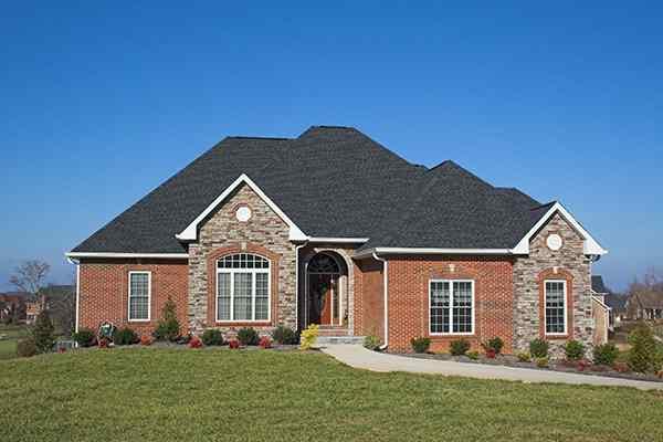 large brick home in richmond texas