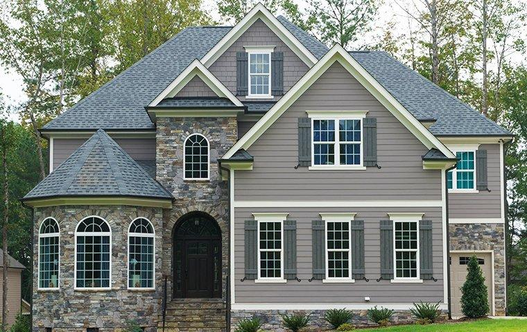 a suburban home in ellicott city maryland