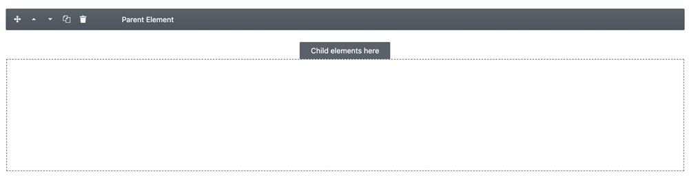 Child Elements component