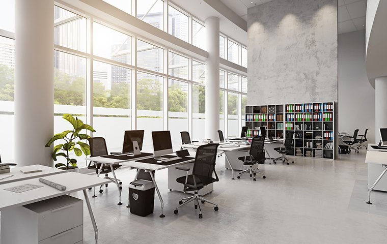 nice modern offices