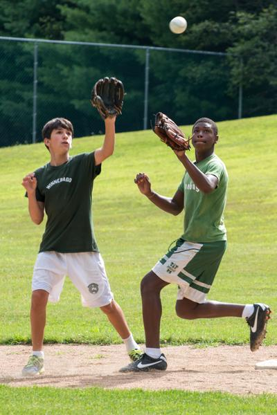 Baseball catch