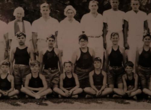 Camp Winnebago History