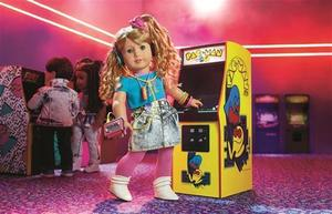 Win the 1980's American Girl, Courtney Moore!