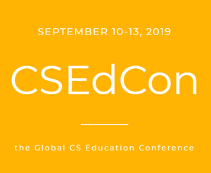 CSEdCon 2019 is Sept. 10-13 in Las Vegas