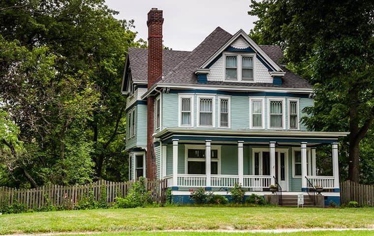 clinton residential home
