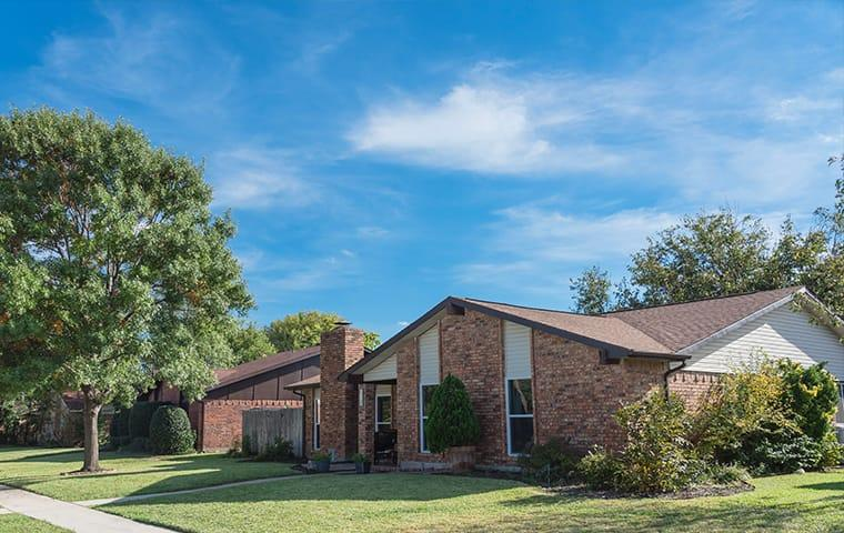 residential home in dallas