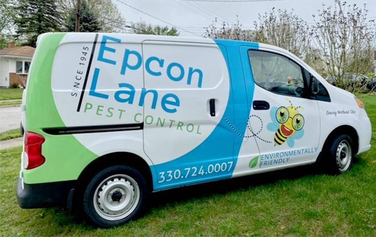 epcon lane company van