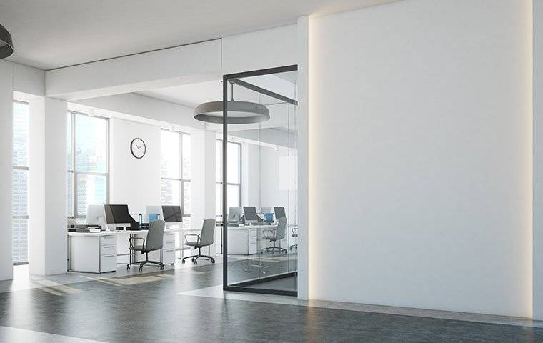 modern office spaces