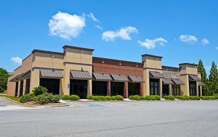 exterior photo of a restaurant in jacksonville alabama
