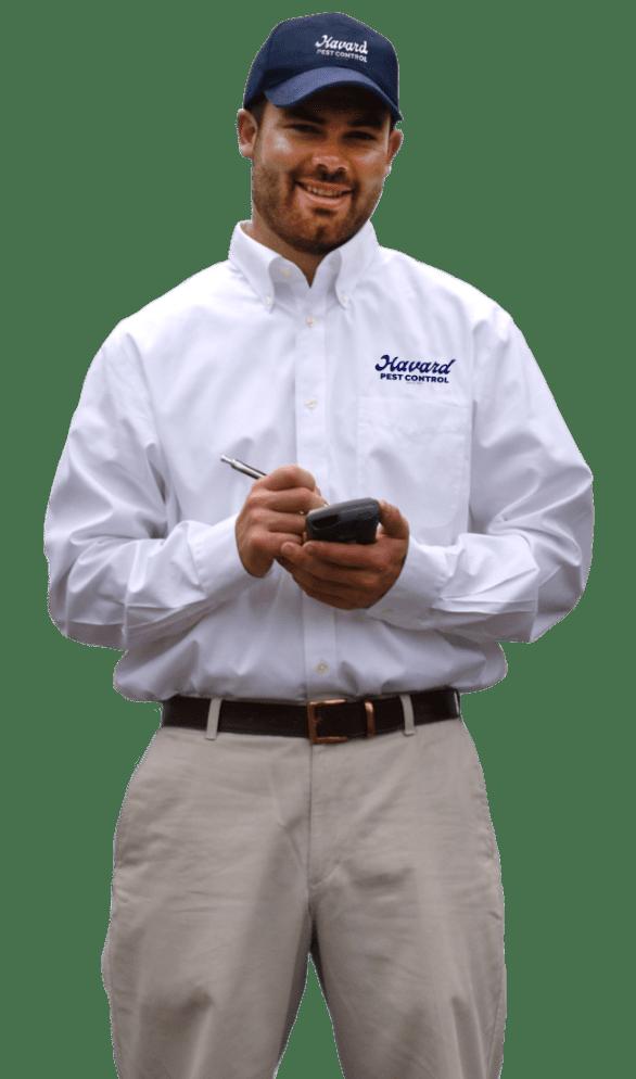 Havard Pest Control Technician