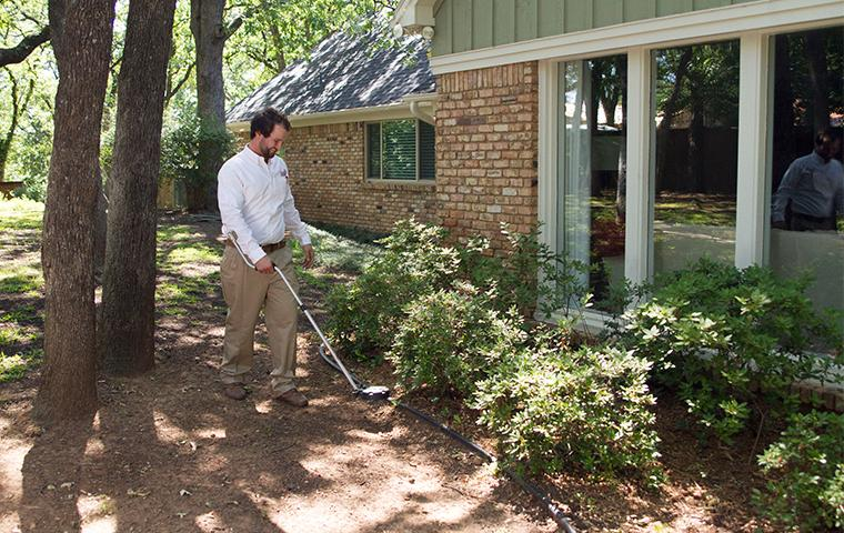 tech treating for termites