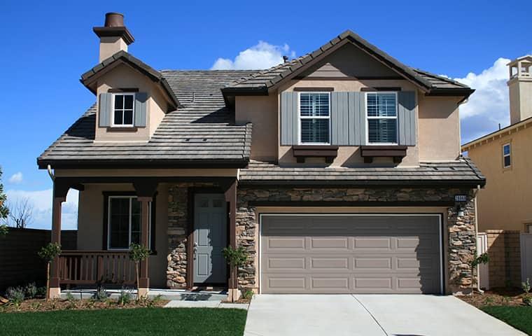 residential oak point home