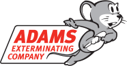 adams exterminating company logo