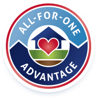 all-for-one advantage pest control badge