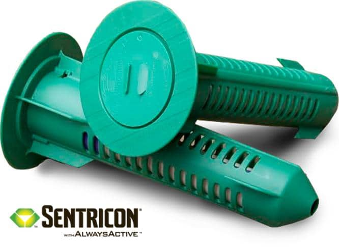 sentricon termite colony elimination system